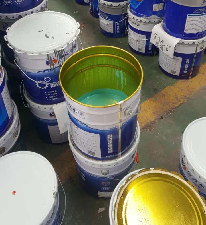 天然工业水漆,天然工业水漆用途