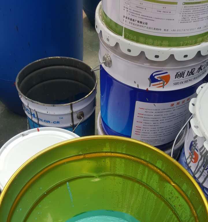 木器水漆生产