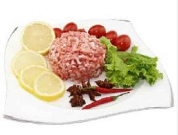 鲜嫩优质黑猪肉