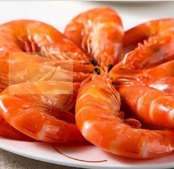 特级卤水熟虾好吃么
