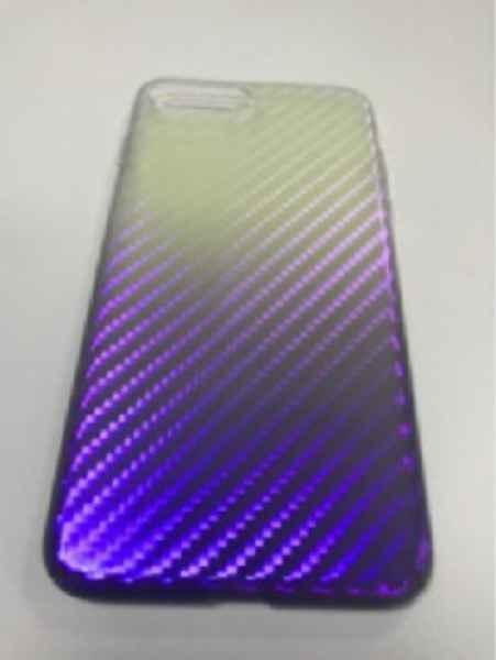 碳纤纹PC彩镀手机壳