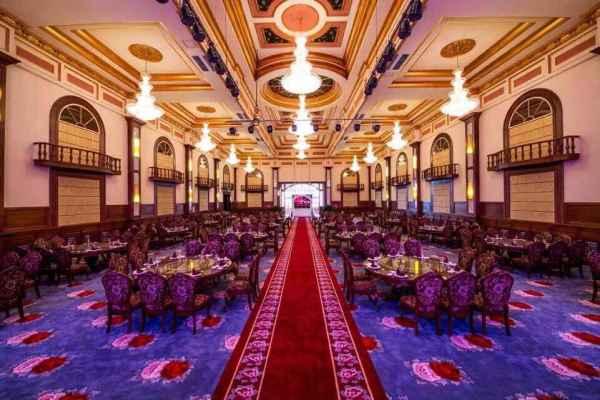 婚庆礼仪酒店