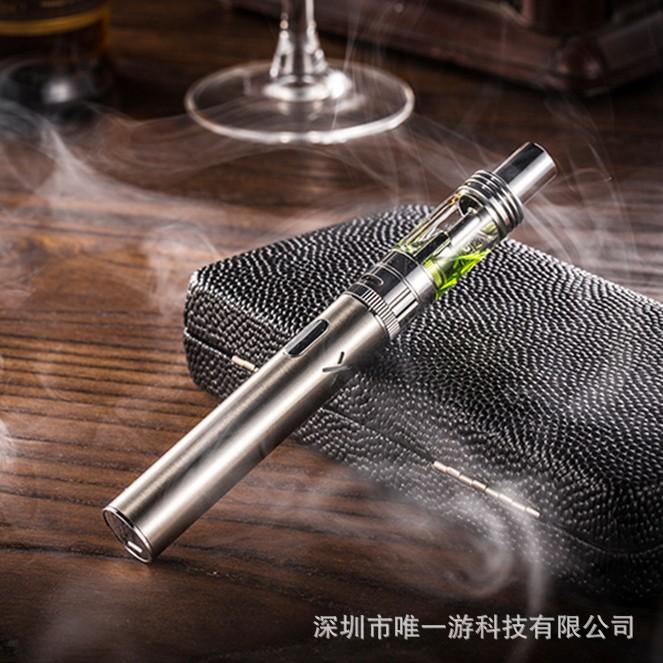 新款50W全功率电子烟VE5套装 oem定制大烟雾戒烟产品 厂家批发