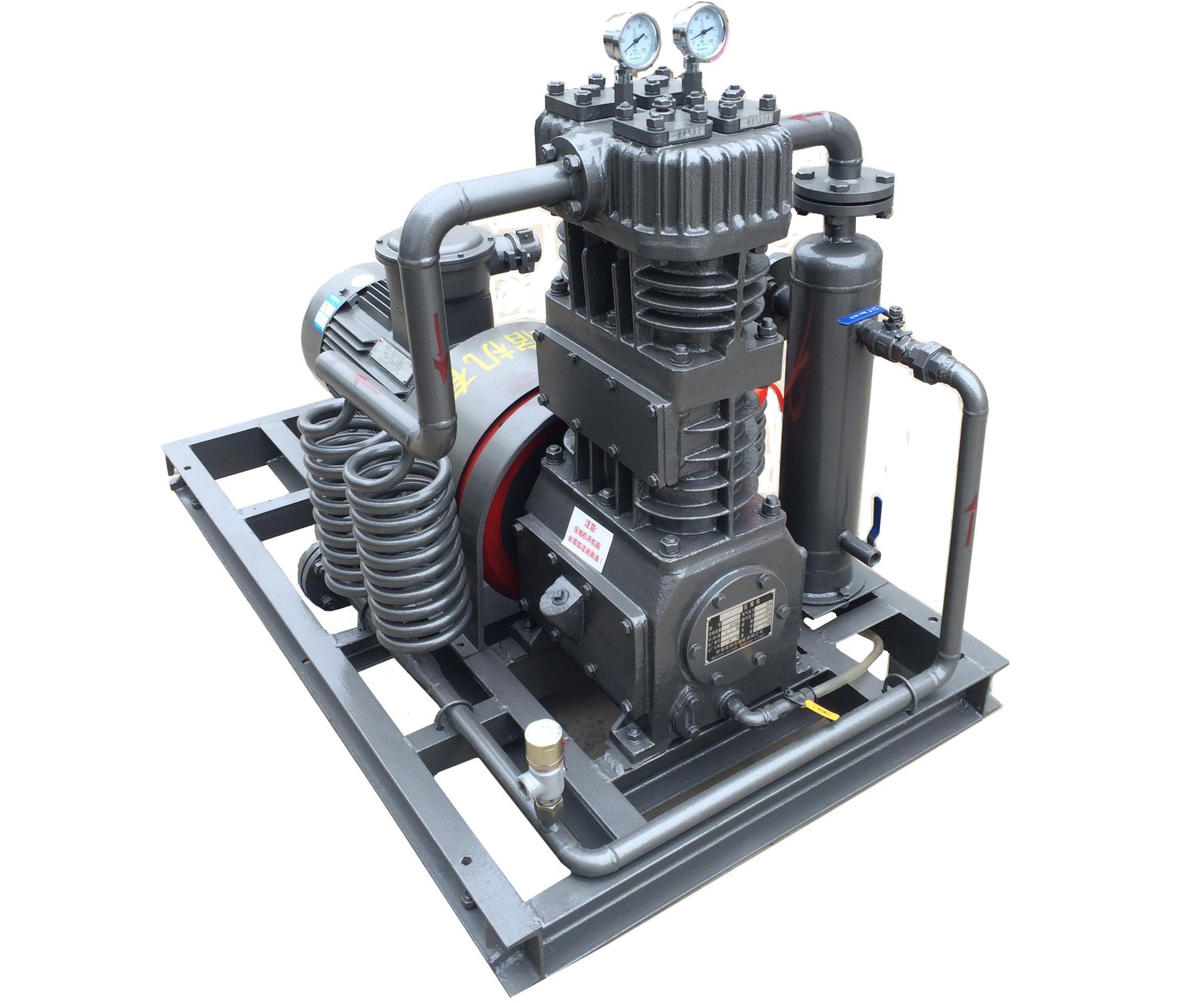 蚌埠奥特-DW-16(0.1~0.15)-5.5无油氧气压缩机