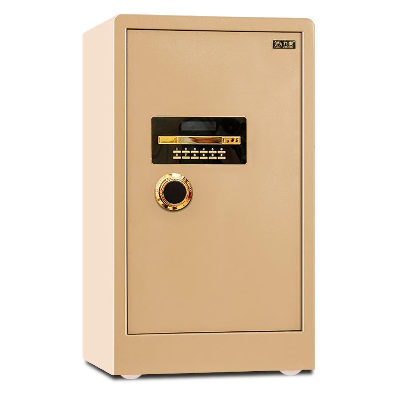 厂家直销九虎LH-80电子密码锁家用保险柜 双重报警 包邮诚招代理