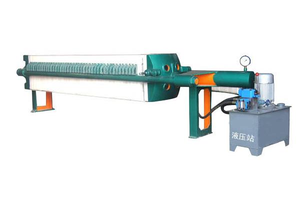 供應河南廠家直銷的壓濾機-高壓隔膜壓濾機生產廠家