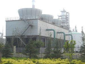 无填料喷雾冷却塔专业供应商当属顺捷环保设备_无填料喷雾冷却塔规格