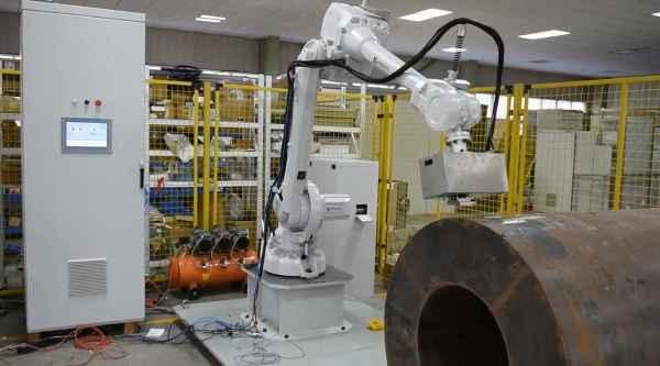 铅冶炼自动化改造
