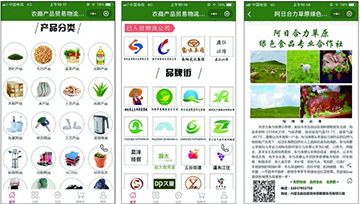 上哪找專業的網絡購銷服務 中國農產品網站