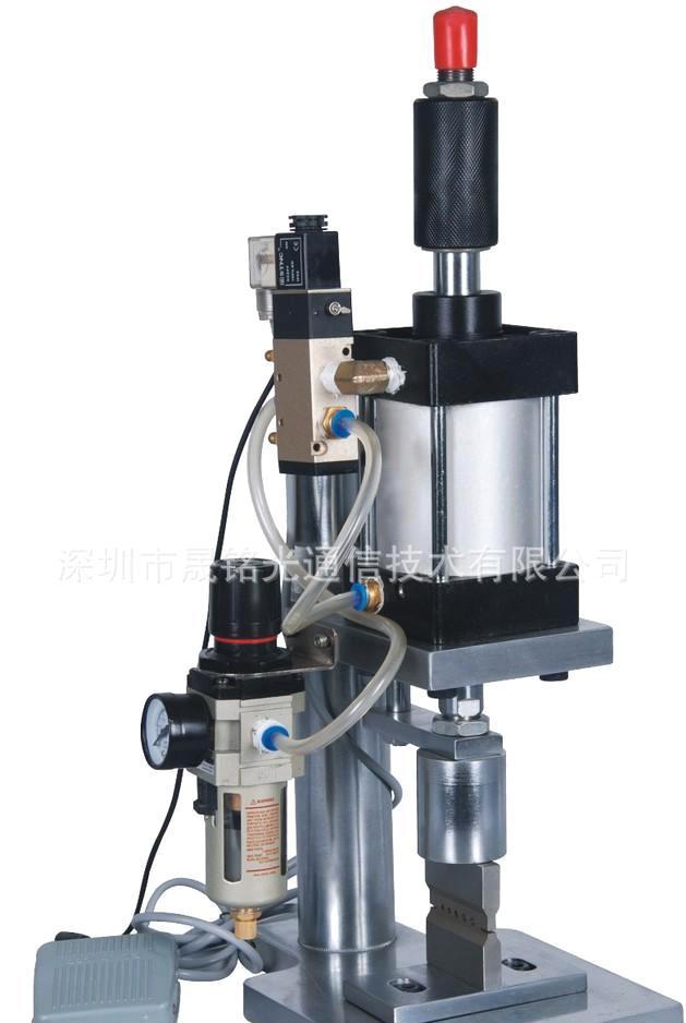 供应光纤气动压接机