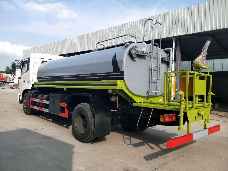 程力专汽提供优惠的东风10吨带雾炮绿化喷洒车——东风10吨带雾炮绿化喷洒车厂商