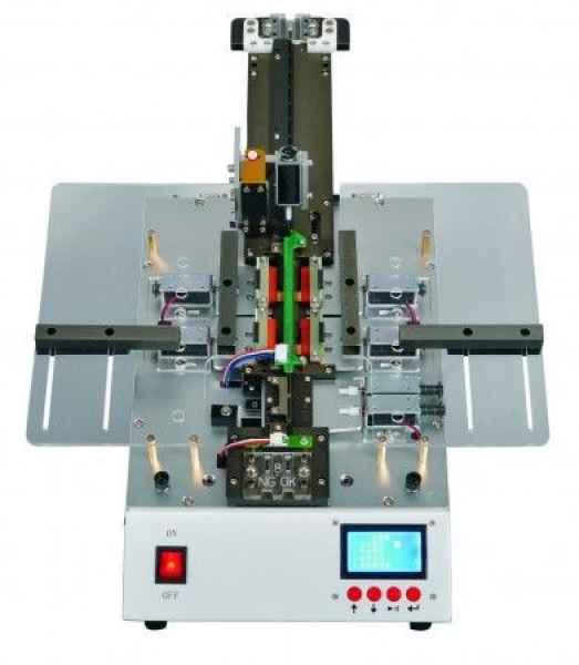 管装自动ic烧录机