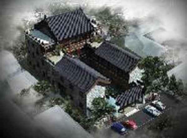 传统建筑设计