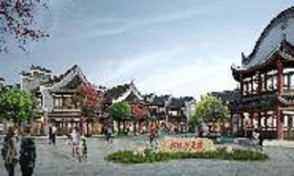 北京仿古建筑设计院