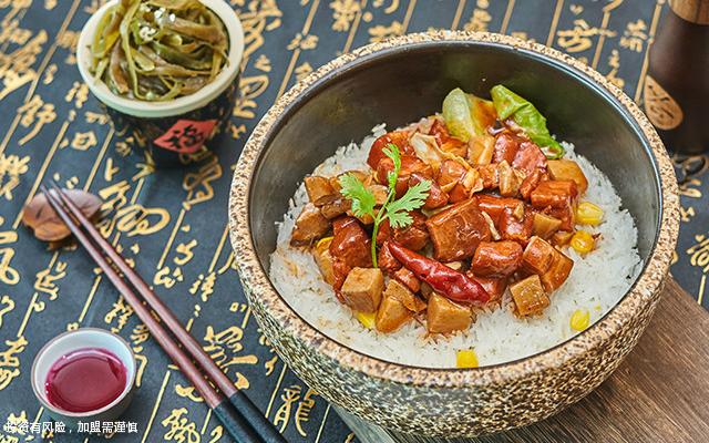 上海特色锅巴饭官方创业 真诚推荐 谷稻香餐饮管理供应