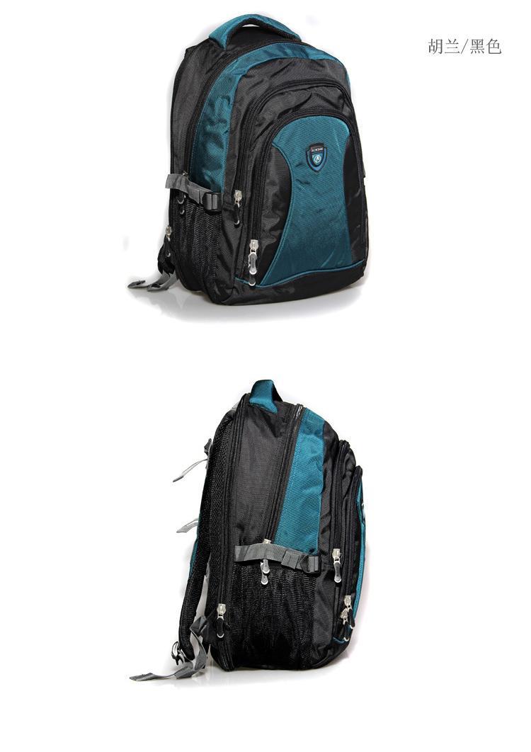 经典电脑包 双肩包 商务旅行包 男士背包
