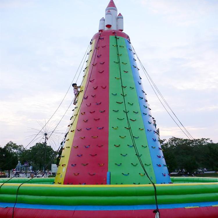 充气攀岩 充气蹦蹦床 大型儿童玩具 室外大型充气城堡 厂家直销
