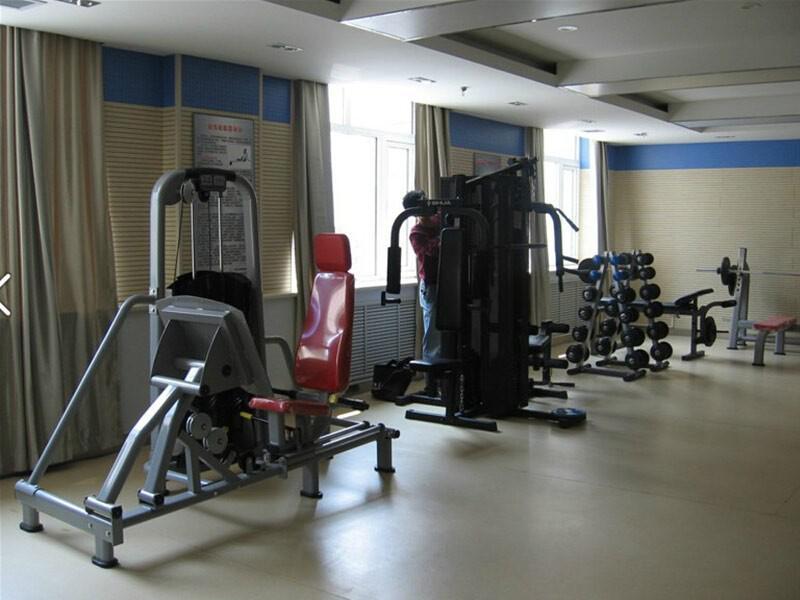 黑龙江省健身休闲哈尔滨健身休闲健身器材跑步机椭圆机健身车健身车台阶器28