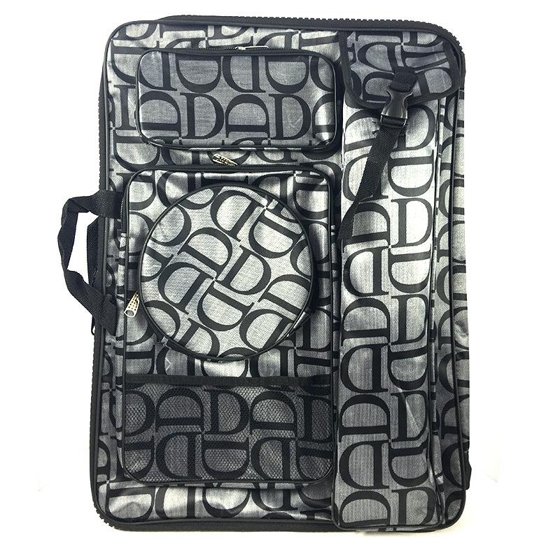 美术画袋 单肩手提双肩写生画板袋 多功能大容量美术用品画袋批发图片