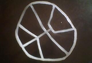 大量生产供应尼龙(面包形)口罩塑料支架 骨架图片