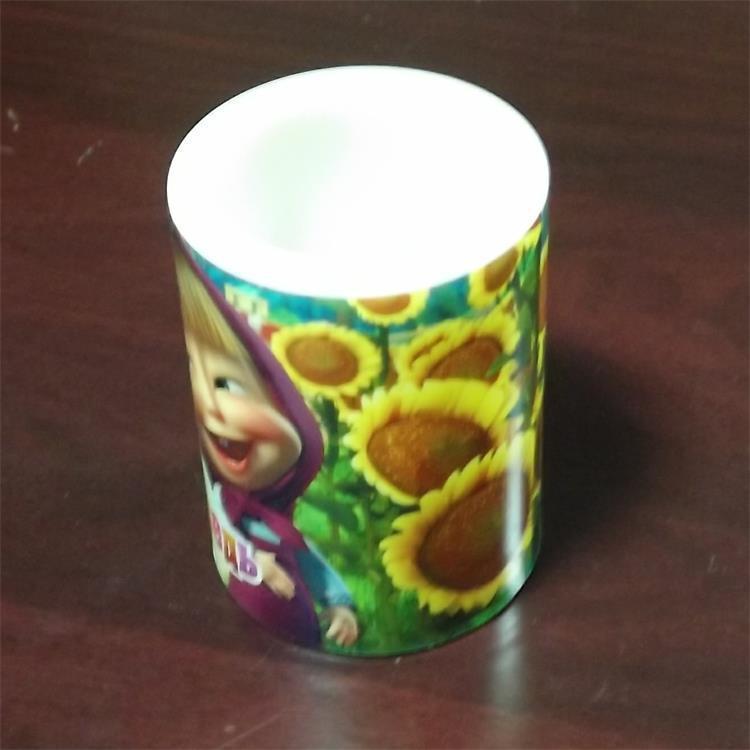 塑胶蜡烛厂家专业免费设计代工生产多种塑胶仿真蜡烛遥控定时蜡烛