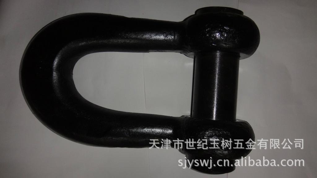 供应优质索具卸扣国标卸扣加工定制异型卸扣弓形卸扣1