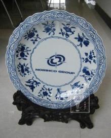 供应大瓷盘 大瓷盘装饰 大瓷盘白胎