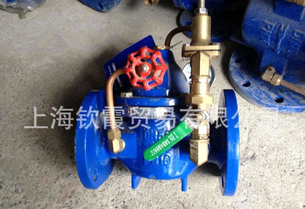 给排水水利控制阀组系列可调式减压阀图片