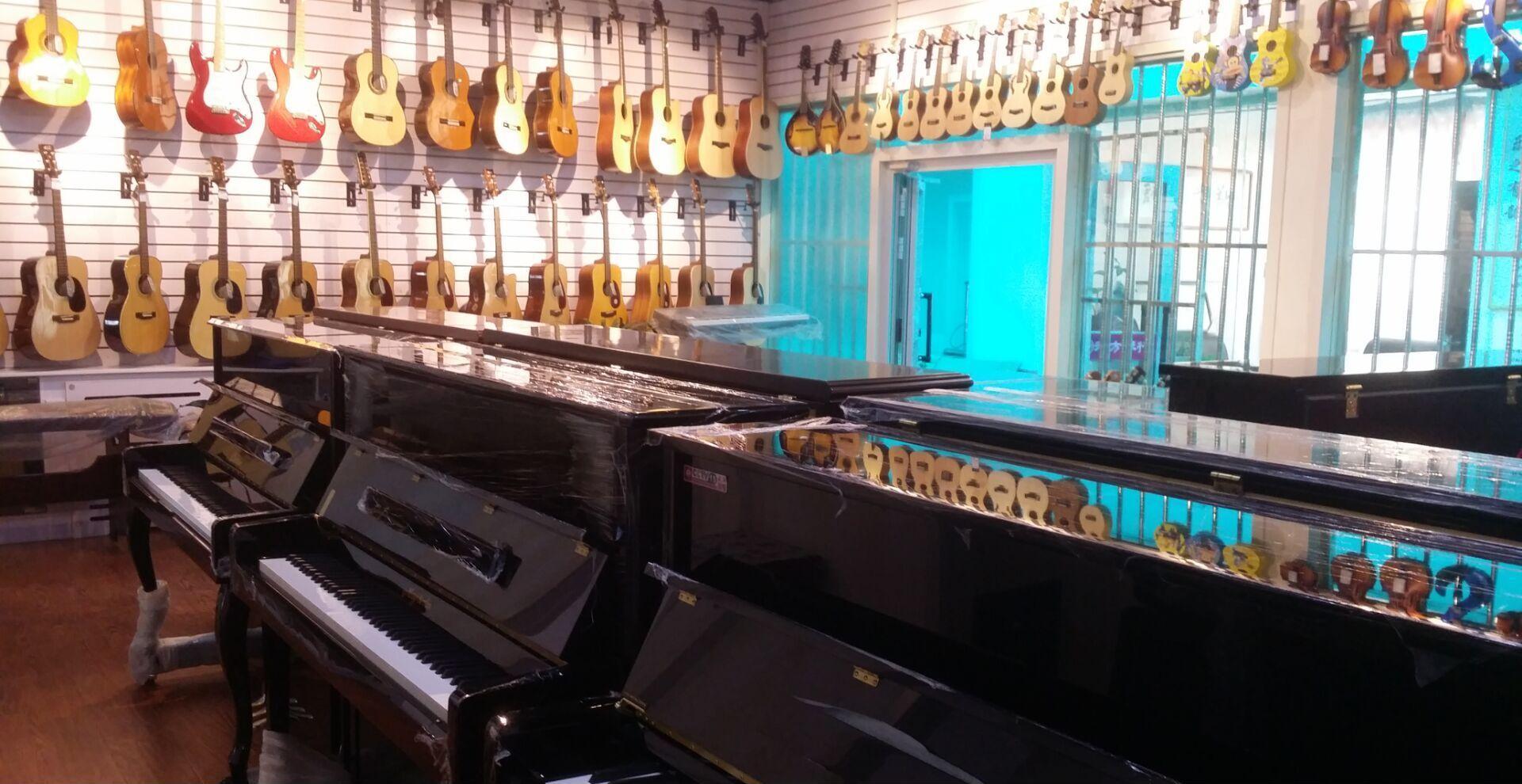 老方琴行帕拉天奴 钢琴CASIO 电子琴