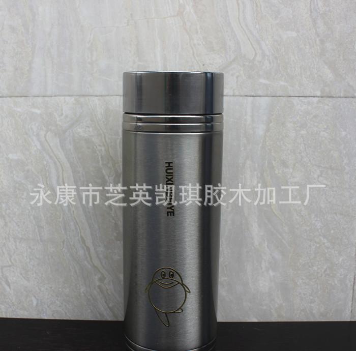 厂家供应不锈钢杯 不锈钢保温杯 双层杯 赠品杯 礼品杯图片