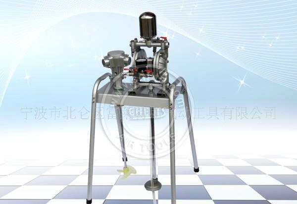气动隔膜泵 3分双隔膜泵 气动油泵 气动泵浦 专业生产