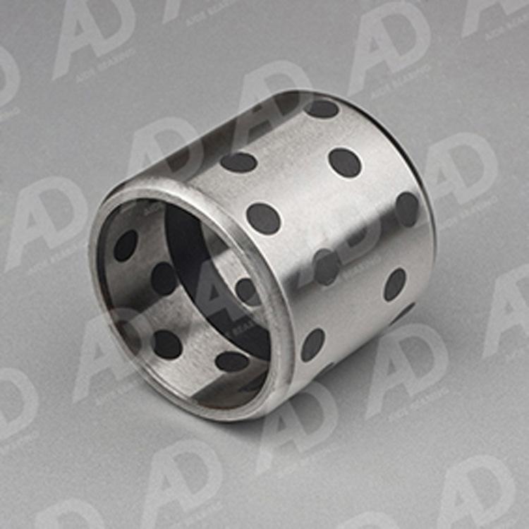 艾德厂家供应轴承 自润滑球面钢套车用60外径滚动轴承