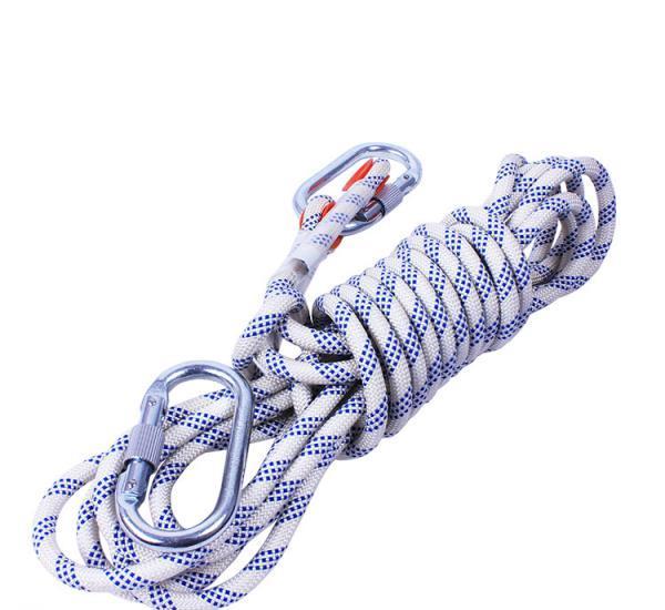 瑞赛欧11毫米3000公斤锦纶绳高空作业厂家直销批发