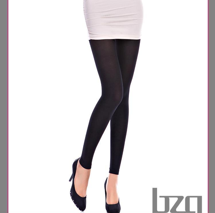 680D瘦腿袜 连裤袜蔡依林推荐 正品燃脂 塑形打底袜 九分压力裤