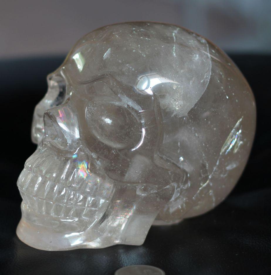 天然水晶工艺品 水晶头骨 水晶饰品 水晶原料 保健产品6