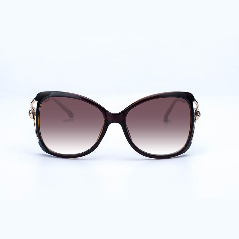 正品时尚潮流多彩女士太阳镜