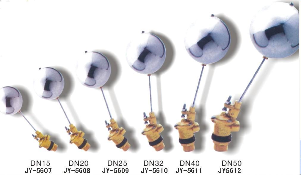 水箱浮球阀原理图图片