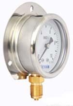 防震压力表YN-40 50 60 75 100 150ZQ(ZT)
