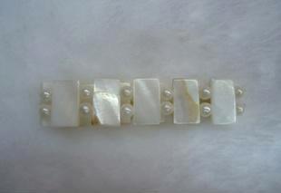 夾珠貝殼手鏈