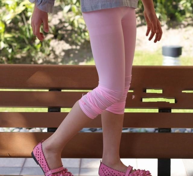 舞蹈连裤袜情趣裤内裤天鹅绒丝袜裤踩脚九分袜打底要成的弄为什么儿童开裆图片