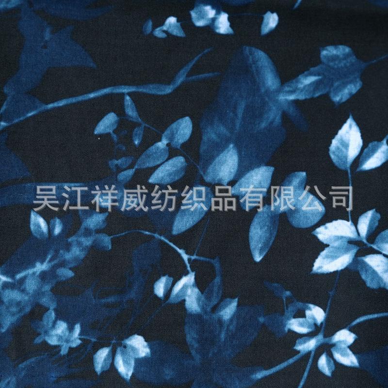 厂家直销祥威纺织口袋布料 可定制涤纶面料交织棉品质保证
