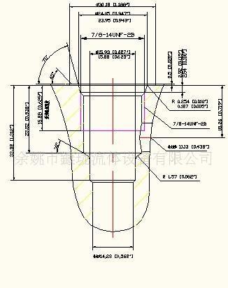 销售螺纹插装阀 双向止回阀 电磁阀 液压阀 厂家直销图片