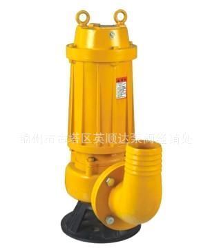 锦州总代理批发价新界泵业WQ(D)型污水污物潜水电泵