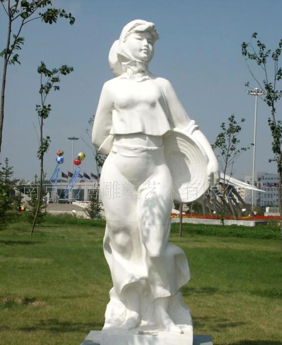 雕塑 工藝品 花盆