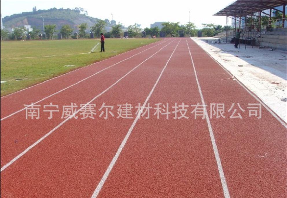 供应广西塑胶跑道 学校跑道建设 塑胶跑道施工 体育馆跑道