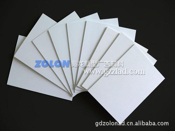 广东厂家低价直供3厘PVC发泡板安迪板雪弗板