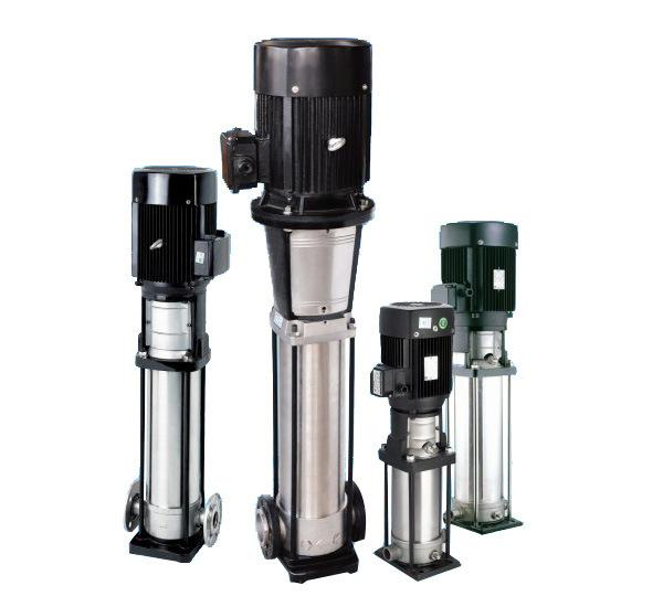 供应粤华牌dl2-220立式多级不锈钢泵图片