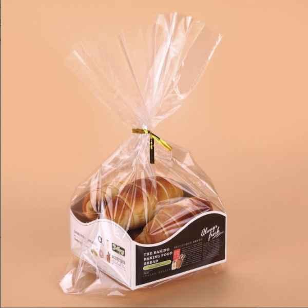 劳伦斯面包烘焙包装