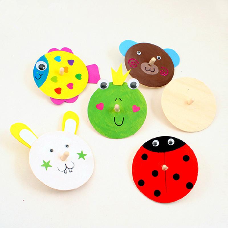 白坯运动,休闲,手工陀螺传统diy玩偶创意彩绘玩具毛坯木制作品旋转家里摆玩具玩具露图片