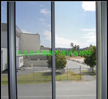 20目304和316L不锈钢窗纱网价格-规格-安平嘉海窗纱供应